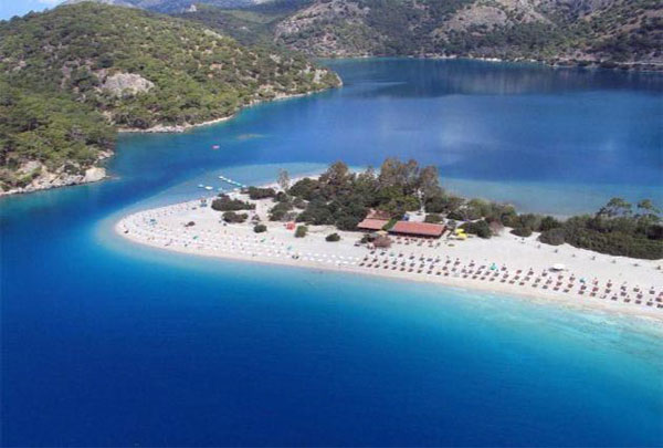 A Photo of Marmaris Fethiye Route